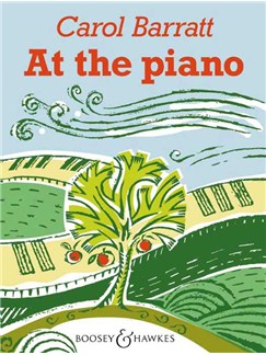 Carol Barratt: At The Piano - Homage To Bartok Books | Piano