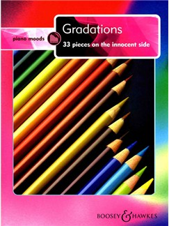 Piano Moods - Gradations Books | Piano