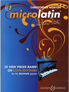 Christopher Norton: Microlatin (Piano) Books and CDs | Piano