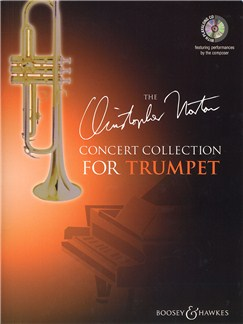 The Christopher Norton Collection For Trumpet Books and CDs | Trumpet, Piano Accompaniment