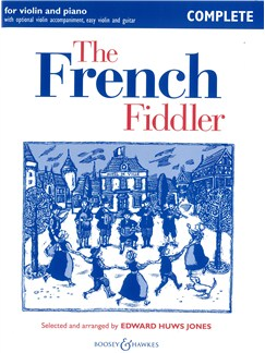 The French Fiddler Complete Edition Books | Guitar, Violin, Piano Accompaniment