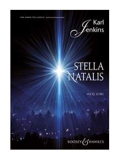Karl Jenkins: Stella Natalis Books | SATB, SSA (Ad Lib), Ensemble, Choral