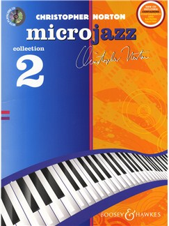Christopher Norton: Microjazz Collection 2 (Book/CD) Books and CDs | Piano