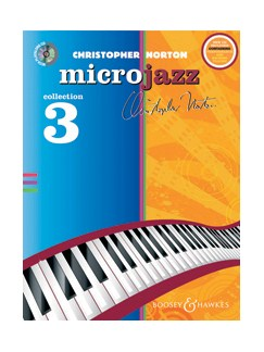 Christopher Norton: The Microjazz Collection 3 (Book/CD) Books and CDs | Piano