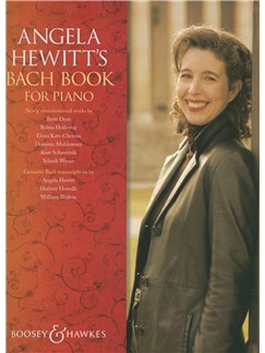 Angela Hewitt's Bach Book For Piano Books | Piano