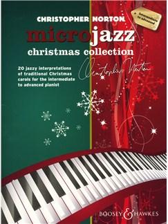 Christopher Norton: Microjazz Christmas Collection (Intermediate - Advanced) Books | Piano