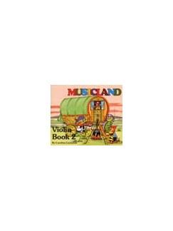 Caroline Lumsden: Musicland Violin Tutor - Book 2 Books | Violin