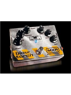 MXR: M181 Bass Blowtorch Pedal  | Bass Guitar