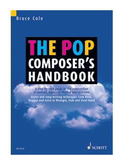 Bruce Cole: The Pop Composer's Handbook Books |