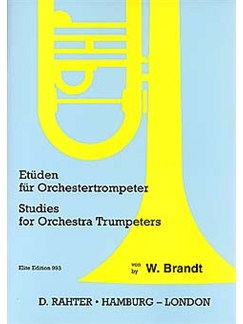 Studies/Orchestra Trumpeters Books | Trumpet