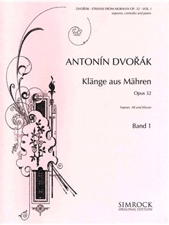 Strains from Moravia Op32/1 Books | Piano Accompaniment