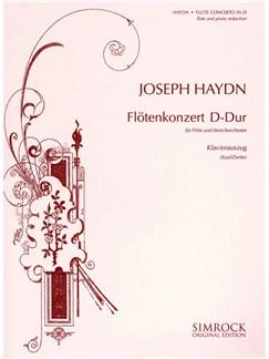 Franz Joseph Haydn: Flute Concerto In D Hob.VII/D1 Books | Flute, Piano Accompaniment