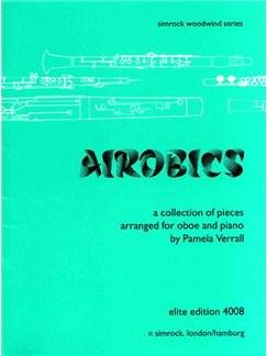 Airobics (Oboe/Piano) Books | Oboe, Piano Accompaniment