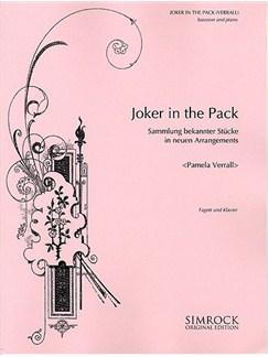 Joker in the Pack Books | Bassoon, Piano Accompaniment