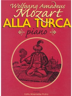 W. A. Mozart: Rondo Alla Turca For Piano Books | Piano