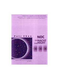 P. Eben: The Night For SATB Chorus Books | Choral
