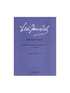 L. Janacek: Graduale In Festo Purificationis B. V. M. Books | Choral