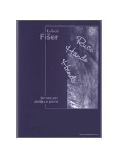 L. Fiser: Hands - Sonata For Violin And Piano Books | Violin, Piano Accompaniment