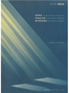P. Eben: Windows For Trumpet & Organ Books | Organ, Trumpet