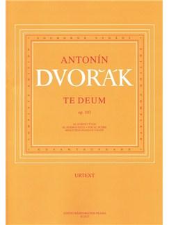 A. Dvorak: Te Deum Op.103 Books | Choral, Orchestra