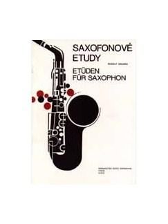 R. Gruber: Studies For Saxophone Books | Saxophone