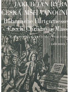 J. J. Ryba: Czech Christmas Mass Books | Choral