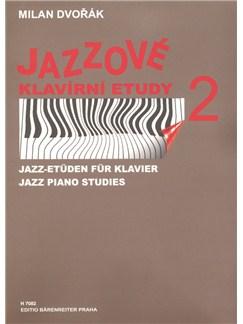 M. Dvorak: Jazz Piano Studies - Book 2 Books | Piano