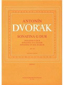A. Dvorak: Sonatina In G Major Op.100 For Violin And Piano Books | Violin, Piano Accompaniment