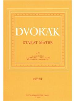 A. Dvorak: Stabat Mater Op.58 (Vocal Score) Books | Choral, Orchestra