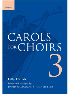 Carols For Choirs: Book Three Books | SATB, Piano or Organ Accompaniment