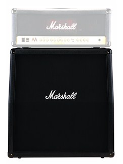 Marshall: M412A MA Series Angled Amplifier Cabinet  | Electric Guitar