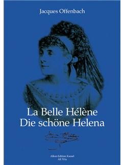 J. Offenbach: La Belle Helene (Vocal Score) Books | Opera