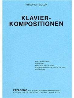 Friedrich Gulda: Klavier-Kompositionen Books | Piano
