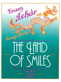Franz Lehár: The Land Of Smiles Books | Voice, Piano