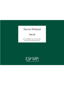 Trevor Wishart: Vox 2 Books | Voice (Quartet)