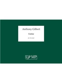 Anthony Gilbert: Unrise Books | Wind Ensemble