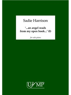 Sadie Harrison: '..an angel reads my open book..' (version I) Books | Piano