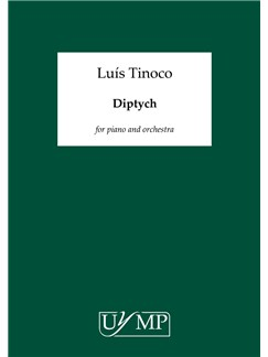 Luís Tinoco: Diptych Books | Piano, Orchestra