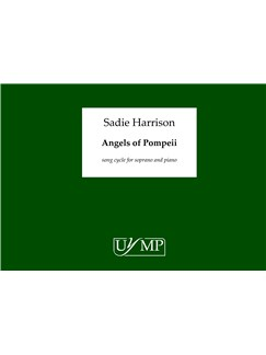 Sadie Harrison: Angels of Pompeii - The Moon Books | Soprano, Piano Accompaniment