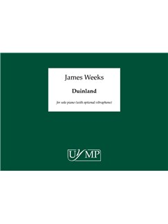 James Weeks: Duinland Books | Piano
