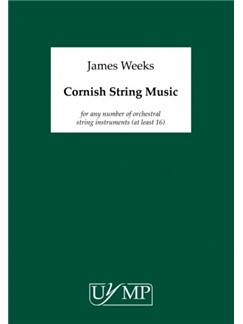 James Weeks: Cornish String Music Books | String Instruments