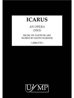 David Blake: Icarus (Libretto) Books | Voice