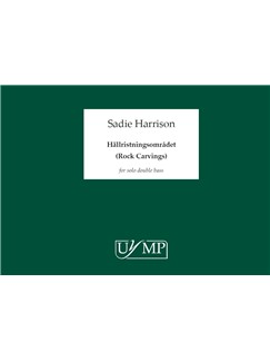 Sadie Harrison: Hällristningsområdet Buch | Kontrabass