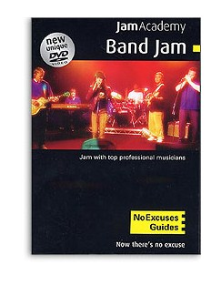 No Excuses Band Jam Guide CD-Roms / DVD-Roms and DVDs / Videos | Bass Guitar, Band Score