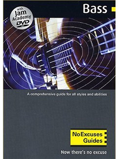 No Excuses Bass Guide CD-Roms / DVD-Roms and DVDs / Videos | Bass Guitar