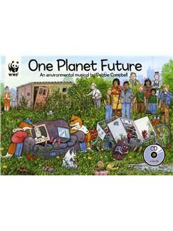 Debbie Campbell: One Planet Future - Teacher's Book Books and CDs | Ensemble