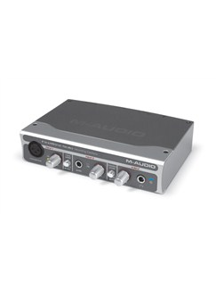 M-Audio: Firewire Solo - Mobile Audio Interface  | Guitarra, Voz