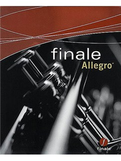 Finale: Allegro 2007 (5-User Lab Pack) CD-Roms / DVD-Roms |