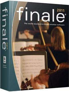 Finale 2011: Academic Edition CD-Roms / DVD-Roms  
