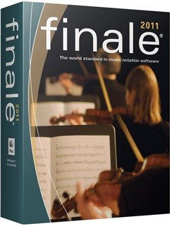 Finale 2011: Retail Edition CD-Roms / DVD-Roms |